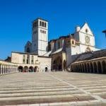 Cosa vedere ad Assisi-Basilica di San Francesco-Basilica Superiore-San Francesco d'Assisi-Porticato