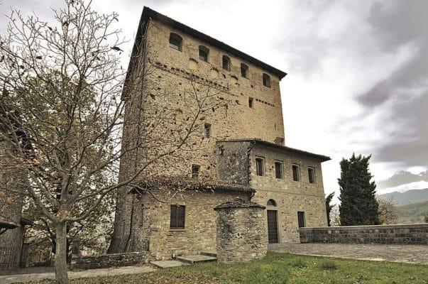 Bobbio il simbolo della Val Trebbia- Castello Malaspina- Torre- Castello dal Verme