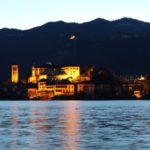 isola del Drago del Lago d'Orta-Isola di San Giulio-Orta San Giulio-Basilica di San Giulio-