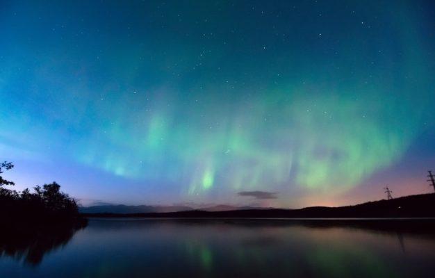 L'aurora boreale islandese incanterà l'Argentina