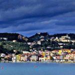 Il borgo dei poeti romantici inglesi- Panorama-San Terenzo-Golfo dei Poeti-Lerici-Baia-Spiaggia-Mare
