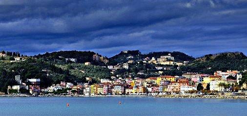 Il borgo dei Poeti Romantici Inglesi: San Terenzo