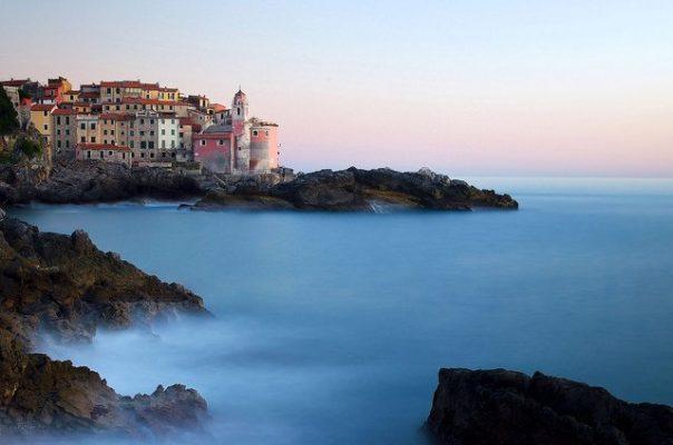 Tellaro, il Borgo amato dai poeti-Panorama-Golfo dei Poeti- Liguria-Lerici
