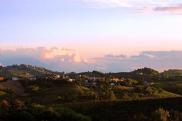 LA Leggenda di Aleramo- Panorama- Monferrato- Colline- Tramonto-