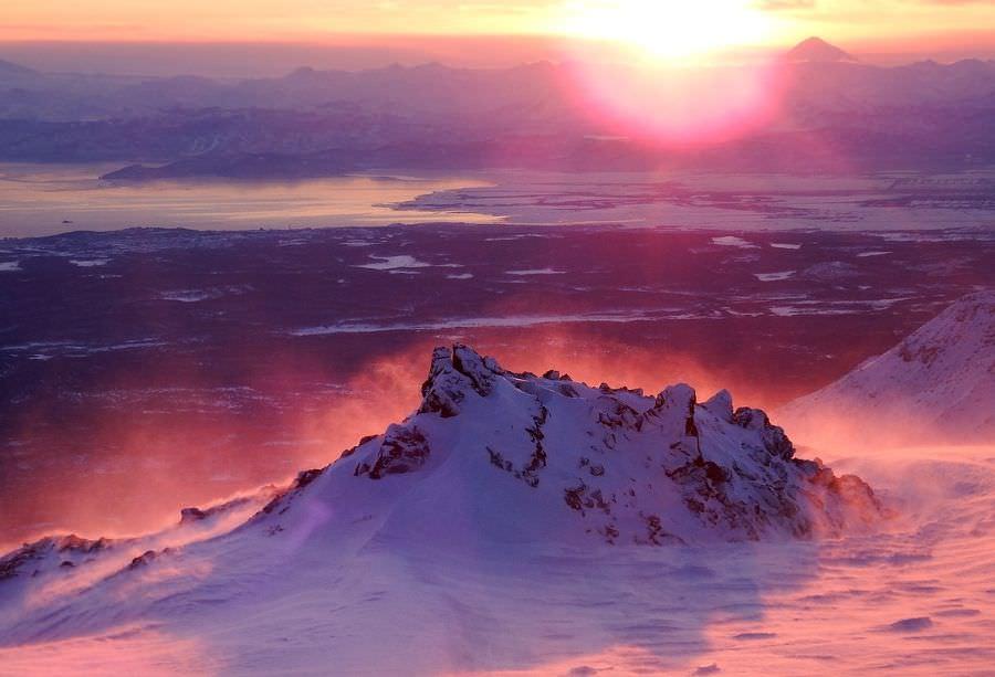 Terra degli orsi bruni: la Kamchatka