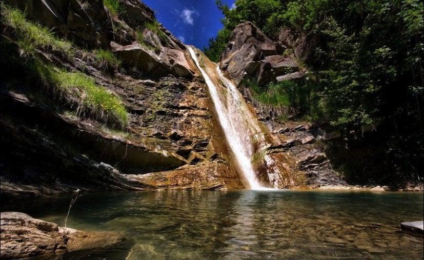 Cascate del Carlone- Bobbio- Val Trebbia