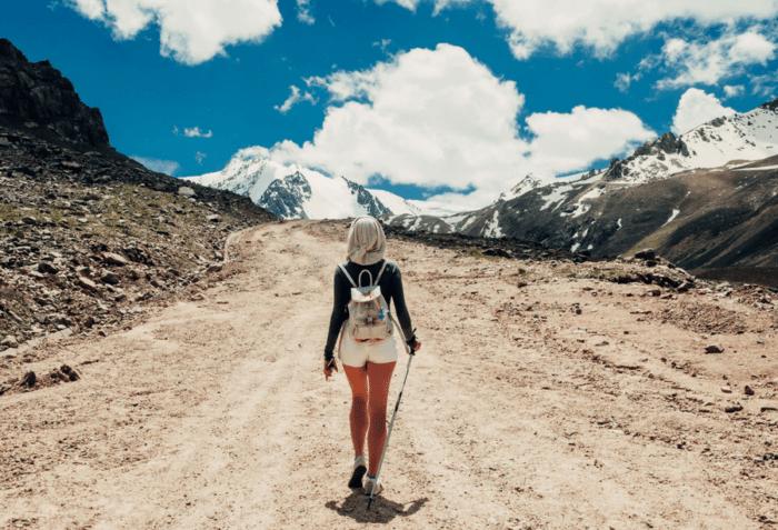 viaggio da sola-donna sicura