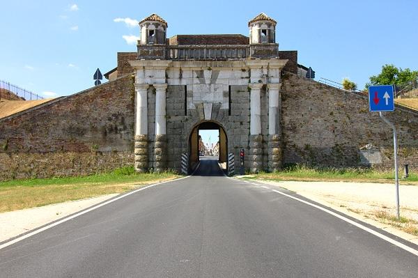 Visita alla città Fortezza di Palmanova- Porta Cividale- Mura- Bastioni-