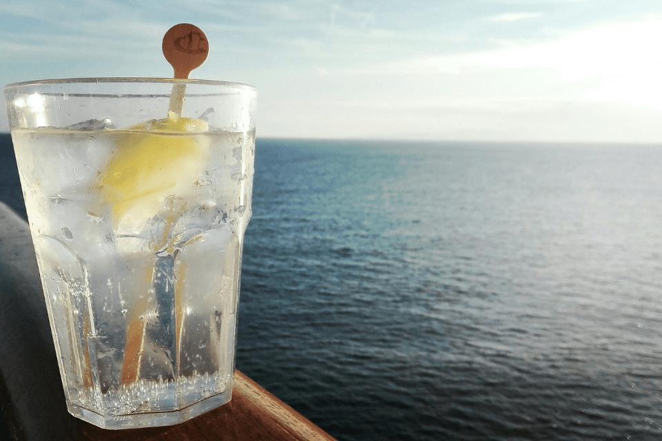 costa crociere-drink
