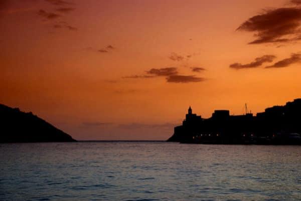 4 borghi ideali per un weekend romantico- Portovenere- Tramonto- Golfo dei Poeti-romantico