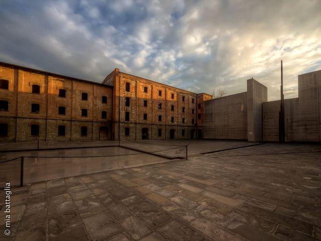 Cosa vedere a Trieste in un weekend- risiera di San Sabba- Campo di prigionia- campo di Concentramento-nazisti