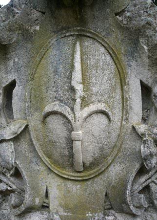 le interessanti leggende di Trieste- Alabarda- Simbolo di Trieste- Ovale con Alabarda