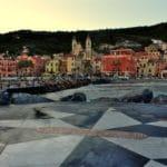 Cosa vedere a Laigueglia- Panorama- Molo- Rosa dei venti- Tramonto