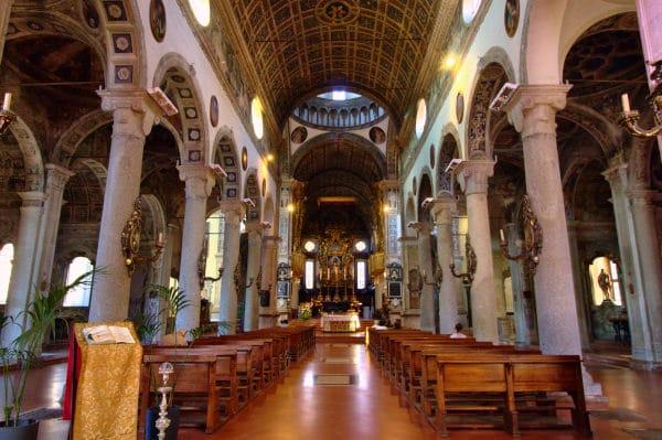 Cosa vedere a Piacenza- Chiesa di San Sisto-