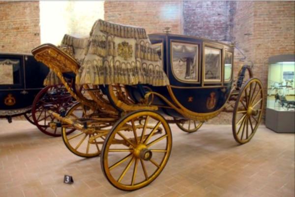 Museo delle Carrozze- Palazzo Farnese- Carrozza