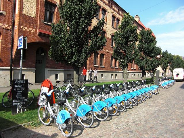 Consigli utili per u viaggio green- Biciclette- noleggio- rental