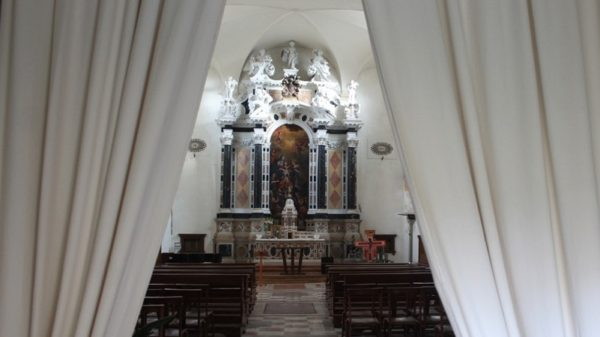 I Misteri e le leggende di Padova- Fantasma del Violinista- Chiesa di santa Caterina