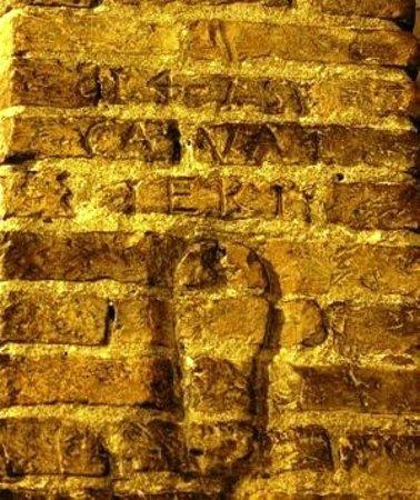 Zoccolo del diavolo- Basilica di Sant'antonio- leggenda