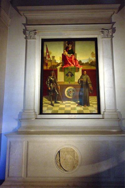 Pala di Castelfranco- Giorgione
