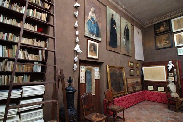 Cosa vedere a Volpedo paese di Pellizza- Casa Studio di Giuseppe Pellizza- Quadri- libri-