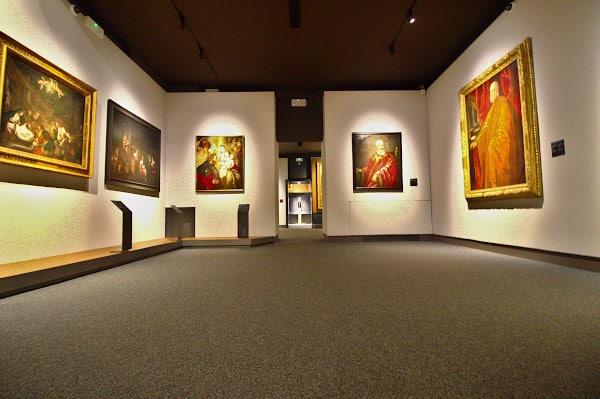 Cosa vedere a treviso in un giorno- Musei Civici- Musei di Santa Caterina- Pinacoteca medievale rinascimentale e moderna- arte- quadri