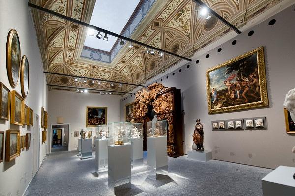 Accademia Carrara- Bergamo- Sala 25- Sculture