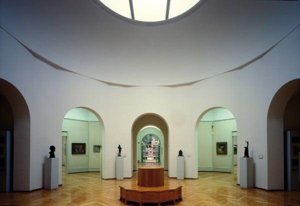 Musei d'arte meno conosciuti da vedere in Italia- Galleria Ricci Oddi- Piacenza- Arte Moderna