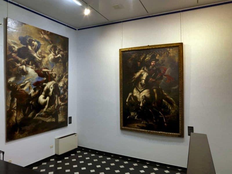 Galleria di Palazzo Spinola- Rubens- Ritratto