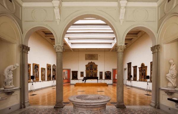 Musei d'arte meno conosciuti da vedere in Italia- Museo Borgogna- Vercelli- Sala Centrale