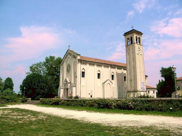Chiesa di Sant'Angelo-leggenda di Orlando- Treviso-