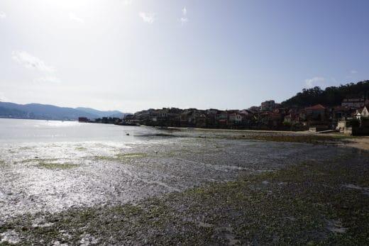 Combarro-Oceano-Verde-Azzurro-Vista