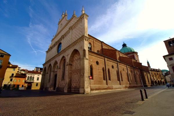 Cosa vedere a Vicenza- Cattedrale- Duomo- Cupola del Palladio- Gotico veneziano