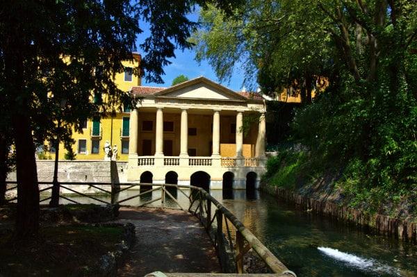 Cosa vedere a Vicenza- Loggia Valmarana- Giardini Salvi- Canale