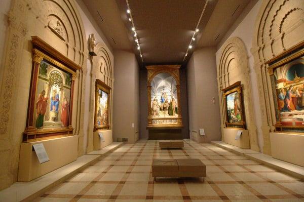 Pinacoteca Civica- Pale d'altare- Palazzo Chiericati- Chiesa di San Bartolomeo