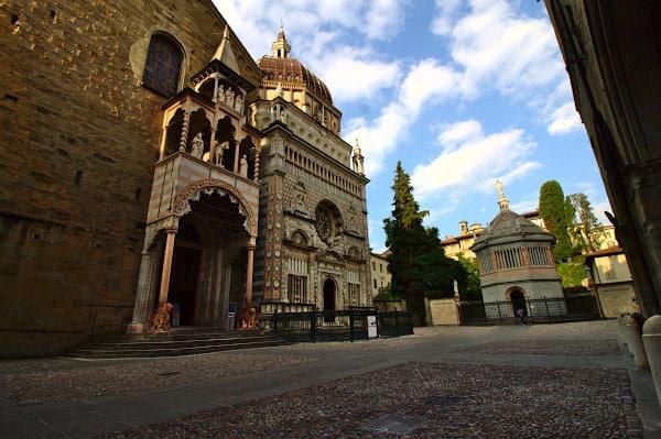 Cosa vedere a Bergamo- Cappella Colleoni-Decorazioni-Arte Rinascimentale