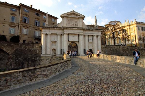 Porta San Giacomo- Mura Veneziane- Patrimonio Unesco