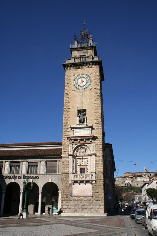 Torre dei Caduti-Bergamo Bassa-Museo del Novecento