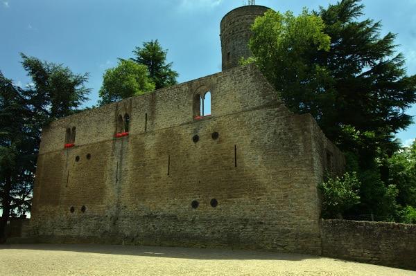 Cosa vedere a Roccaverano-Castello-Torre Circolare-