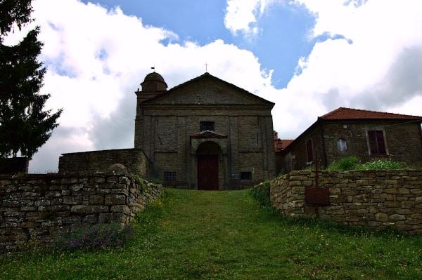 Chiesa di San Giovanni Battista- pietra