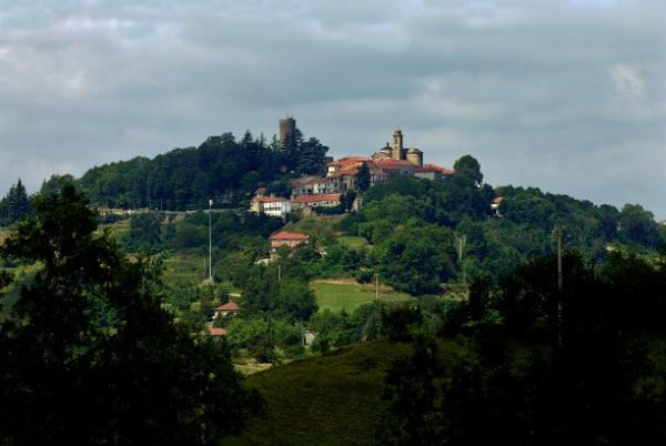 Colle di Vengore- Panorama-Langa Astigiana