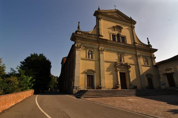 Cosa vedere a Moncalvo- Chiesa di San Francesco d'Assisi-Museo Sacrestia Aperta-