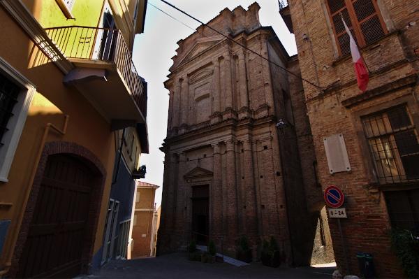 Cosa vedere a Moncalvo-Chiesa di Santa Maria delle Grazie-Palazzo Testafochi-Santuario diocesano di Santa Maria Teresa di Calcutta