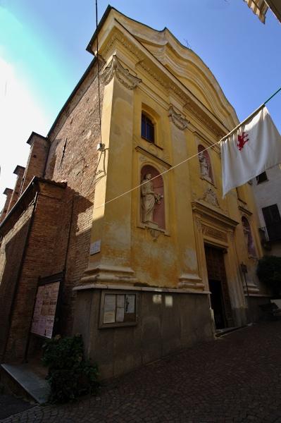Cosa vedere a Moncalvo-Chiesa di Sant'Antonio Abate-Fracia-via XX settembre-