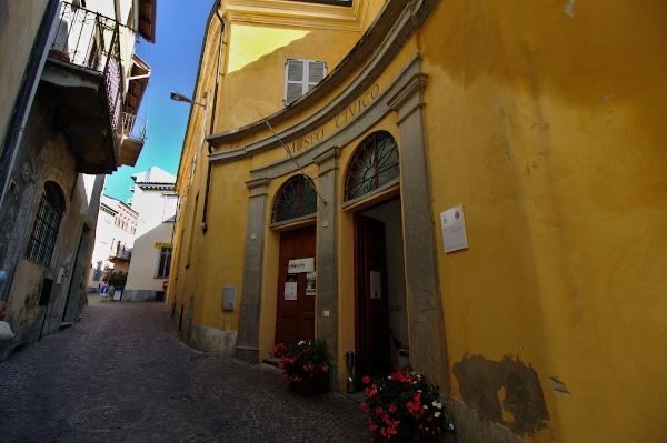 Cosa vedere a Moncalvo-Museo Civico-Collezione Montanari