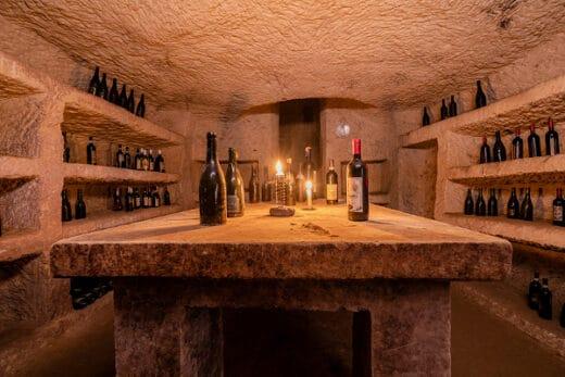 cosa sono e dove vedere gli infernot-Basso Monferrato-Ecomuseo della Pietra da Cantoni-bottiglie-cantine-patrimonio unesco